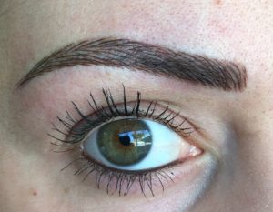 3d microblading eyebrows in glendale los angeles ca